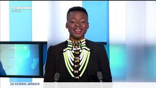 Le Journal Afrique du samedi 31 juillet 2021 sur TV5MONDE screenshot 5