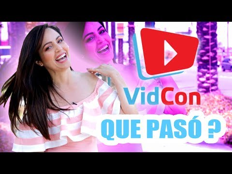 Video Loco! Mucha Fiesta y Ropa en VidCon! SandraCiresArt - Hot Miami Styles, Skinny Caffe