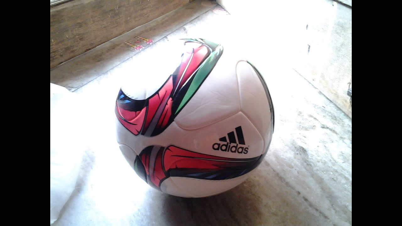 d0a5b07b9c6 Adidas Brazuca 2 Unboxing