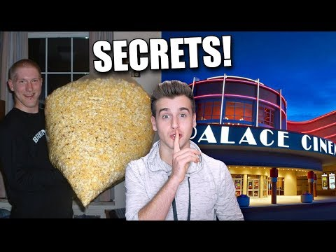 Secrets Movie Theatres Don't Want You To Know