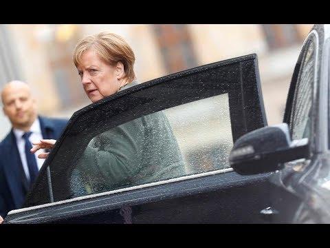 Merkel says three way coalition can work; Greens skeptical