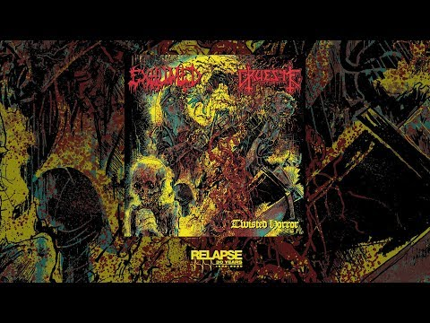 EXHUMED & GRUESOME - Twisted Horror [FULL ALBUM STREAM]
