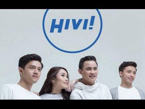 PELANGI - HIVI karaoke tanpa vokal ( instrumental ) cover