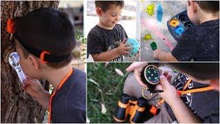 Summer Activities w/Kids