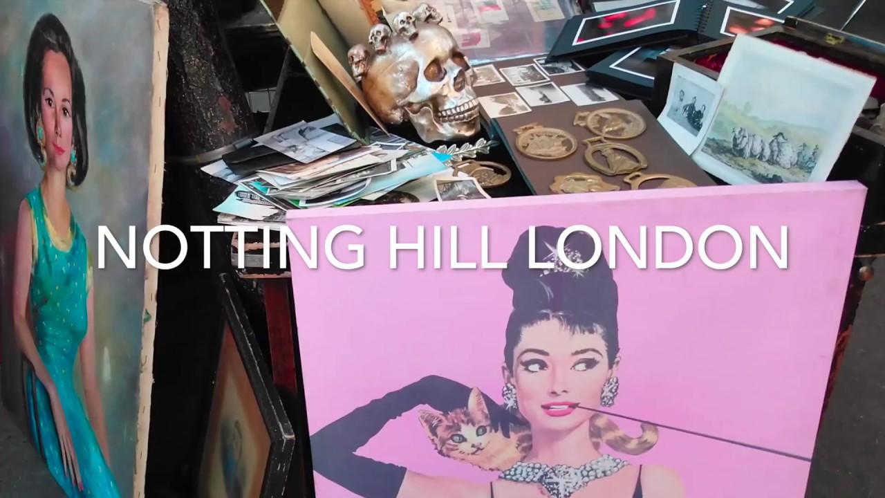 Notting Hill and Portobello Road Market