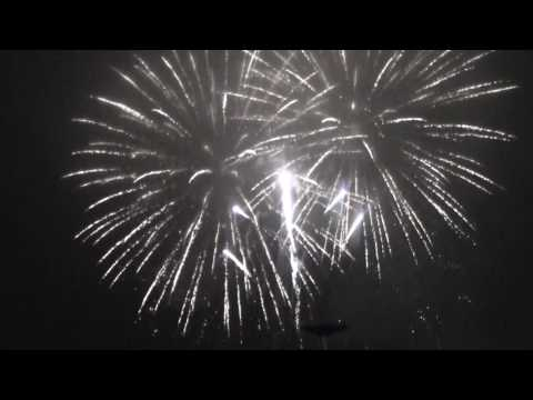 Fireworks Show at Salinas Sports Complex
