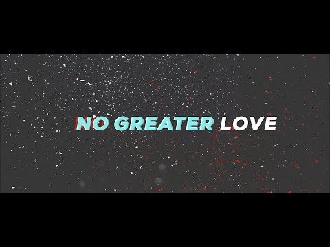 No Greater Love LIVE | CRC Music