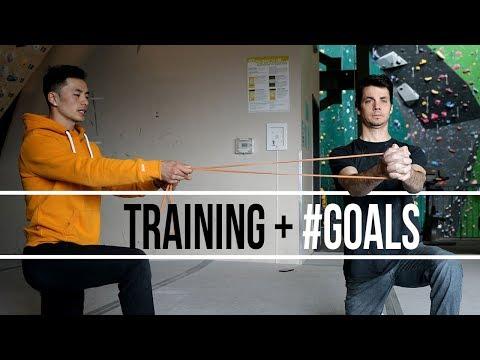 Week 1 Training -  Training With Brendan Killian BEGINS!