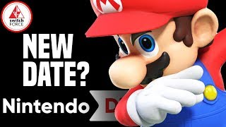 The NEW Date for the Delayed Nintendo Direct Uncovered?