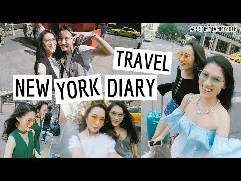 TRAVEL DIARY: NEW YORK - PRIMMY TRUONG & NGOC THANH TAM