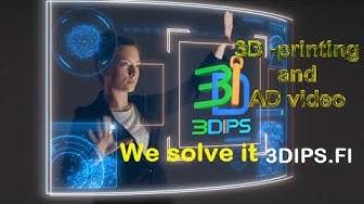 3DIPS Facebook kansikuva video