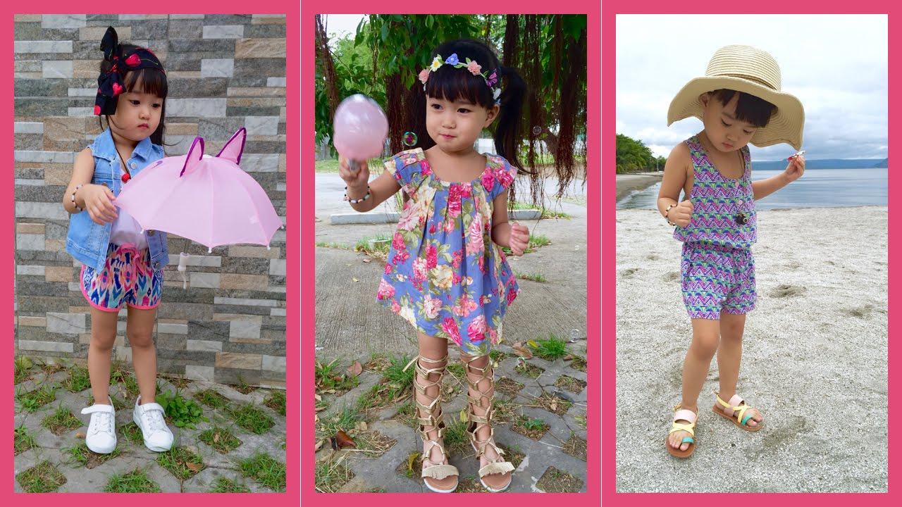 Solenn's Summer Outfit Ideas - H&M, SM Kids Fashion ...