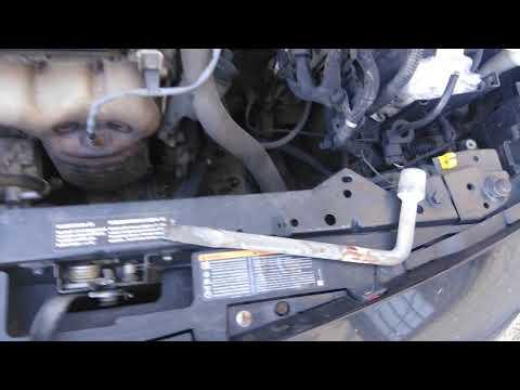 Opel Astra J 1,4 , замена мембраны карьерных газов