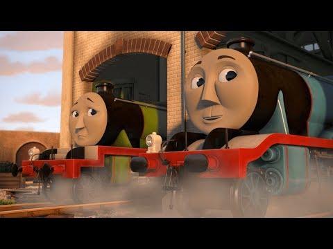 Мультфильм томас и его друзья про паровозик