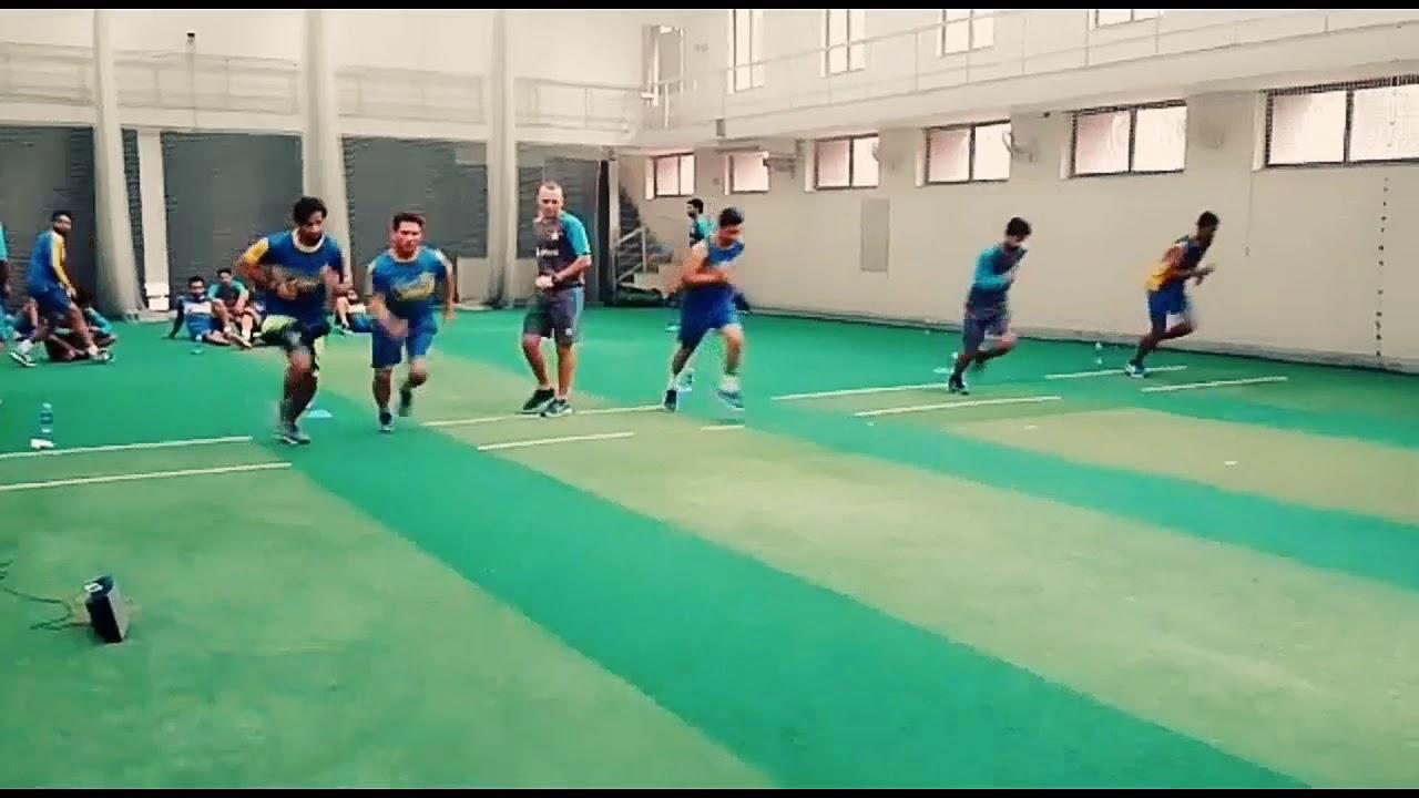 Highlights Of Pakistan Cricket Team Fitness Test Start In