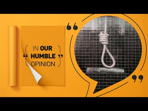 Should Singapore Abolish The Death Penalty? | In Our Humble Opinion