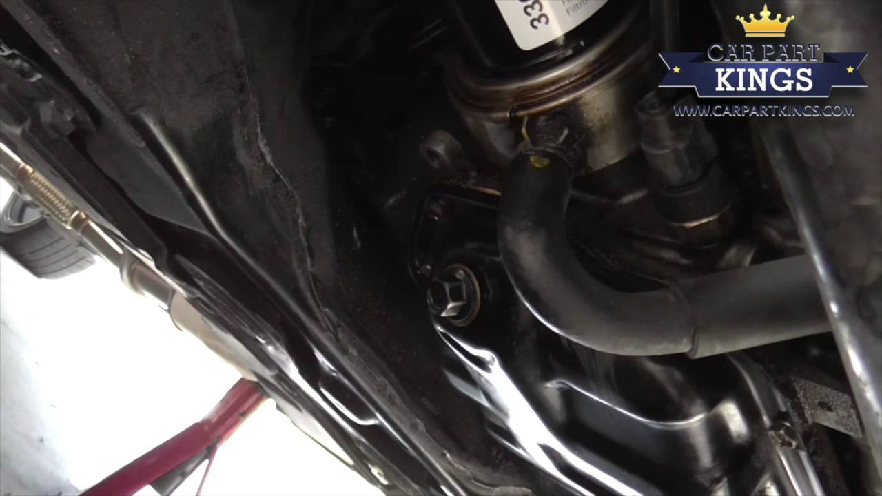 how to change a car u0026 39 s oil filter - car maintenance