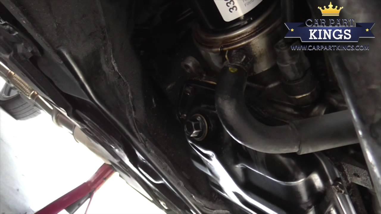 2012 Toyota Tacoma Fuel Filter