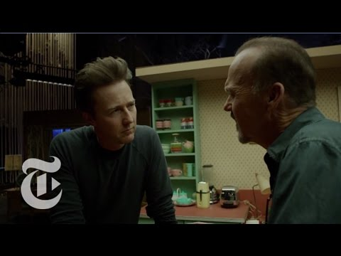 'Birdman' | Anatomy of a Scene w/ Director Alejandro G. Iñárritu | The New York Times
