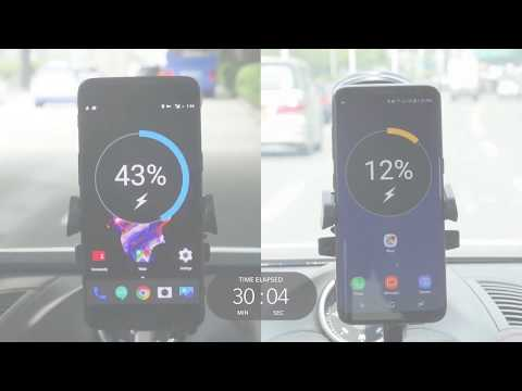 Experience the OnePlus 5 - Dash Charge Race