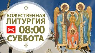 Трансляция: Собор Архистратига Михаила. Литургия. 08:00 (суббота) 21 ноября 2020