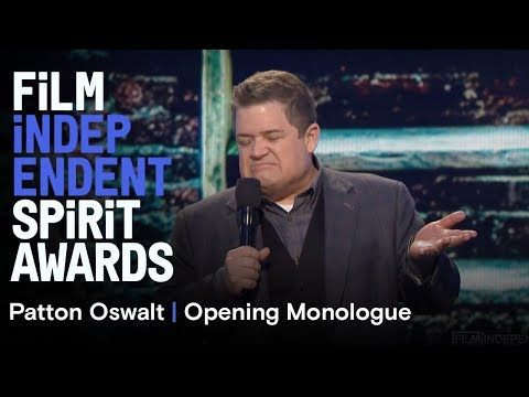 Patton Oswalt Opening Monologue | 2014 Film Independent Spirit Awards