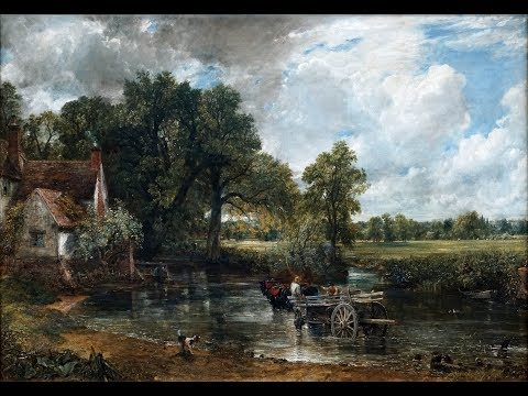 The Hay Wain, Constable and the English countryside