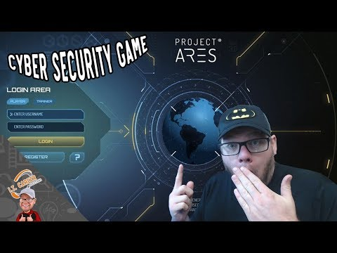 Learn Cyber Security In A Game - Project Ares Quick Overview