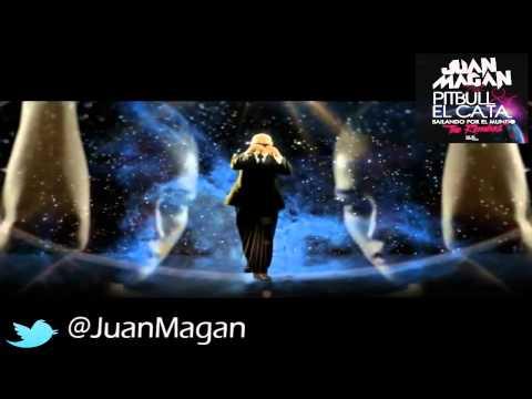 Juan Magan Feat Pitbull Y El Cata   '' Bailando Por El Mundo ''  Extender Mix