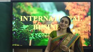 I  PUC | BUSINESS STUDIES  | International Business -  15