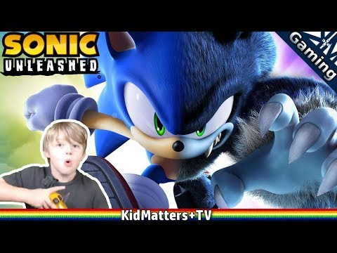 Sonic Unleashed. Opening and Apotos day....