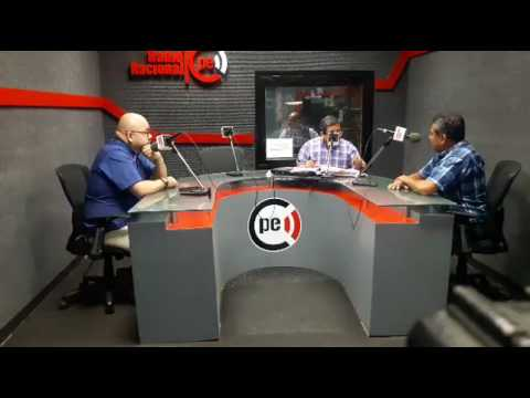Entrevista con Juan Álvarez en Radio Nacional