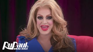 The Pit Stop S11 Episode 8: Pandora Boxx on The Lip Sync Battle | RuPaul's Drag Race