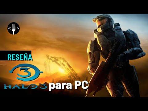 Gameplay: Halo 3 para PC