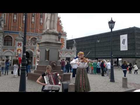 Riga - Latvia - May 11th 2013