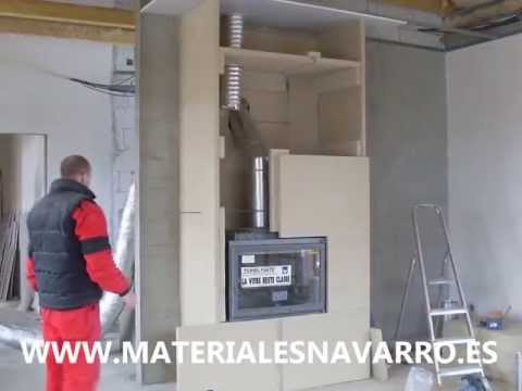 Instalaci n de estufas de le a de bosch marin doovi - Instalacion estufa lena ...