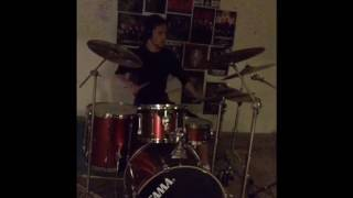 Stone Sour- Rose Red Violent Blue(This Song Is Dumb & So Am I) Drum Cover