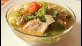 কিটো রেসিপি 2 - চিকেন ভেজিটেবল রান্না | Keto Recipe 2-Chicken vegetables healthy and tasty recipe