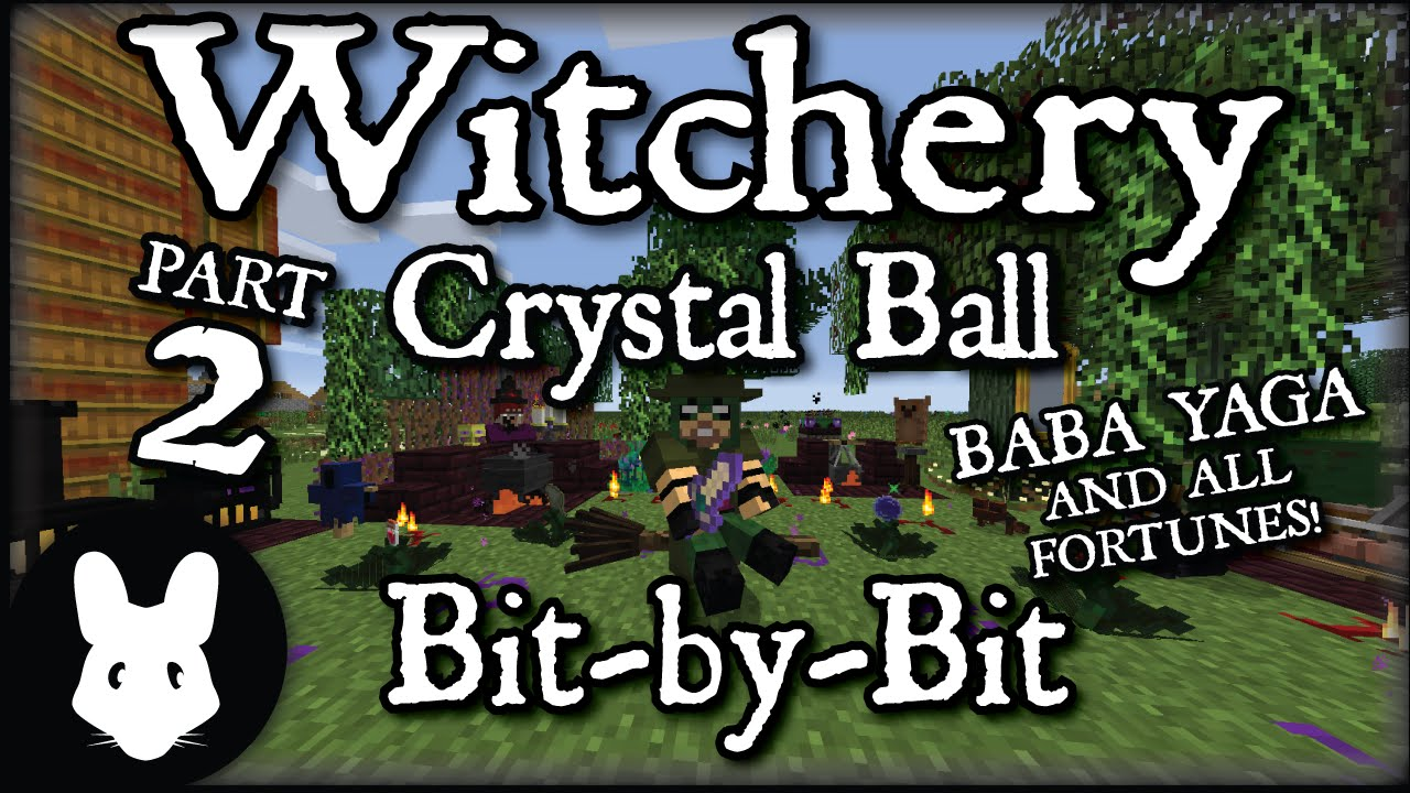 Witchery: Crystal Ball (Solo or with others!) - Bit-by-Bit