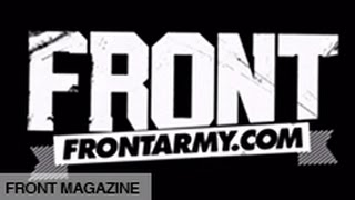 Front Magazine - Melissa Clarke