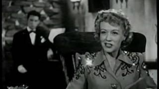 The Cheaters (1945) Ona Munson & Billie Burke