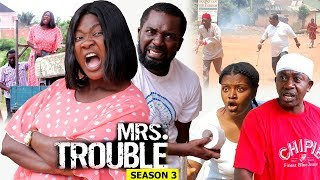 Mrs Trouble Season 3 - Mercy Johnson 2018 Latest Nigerian Nollywood Movie full HD