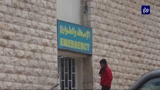 البرق يتسبب بإصابة عاملين بصعقة كهربائية في عجلون - (17-1-2019)