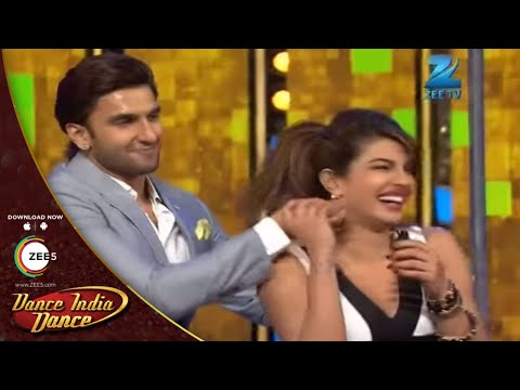 Priyanka, Ranveer and Arjun's Masti On...