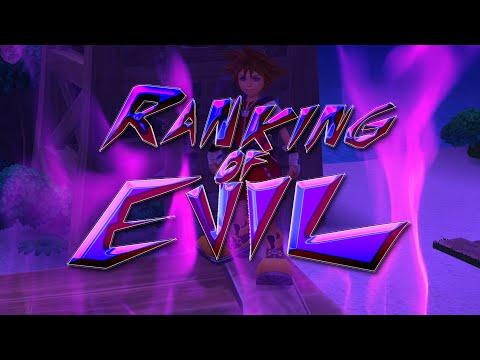 Evil Uno and Jan Ochoa RANK EVIL