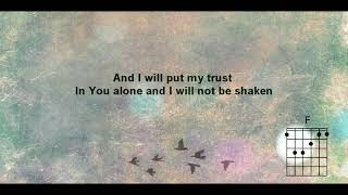 Build My Life Peyton Allen Bethel Musica Worship Musica and Chords