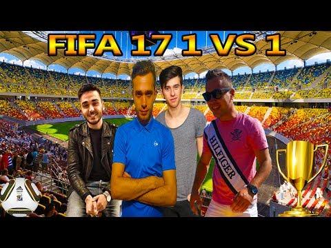 Livestream FIFA 17 1 vs 1 - Turneul Campionilor !!!