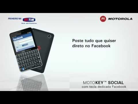 Motorola MOTOKEY XT Video clips - PhoneArena