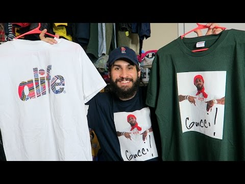 TRIP TO THE MALL #4 | PLATOS THIRFT: Supreme, Undefeated, Alife, Stussy, Play Cloths, Gucci,