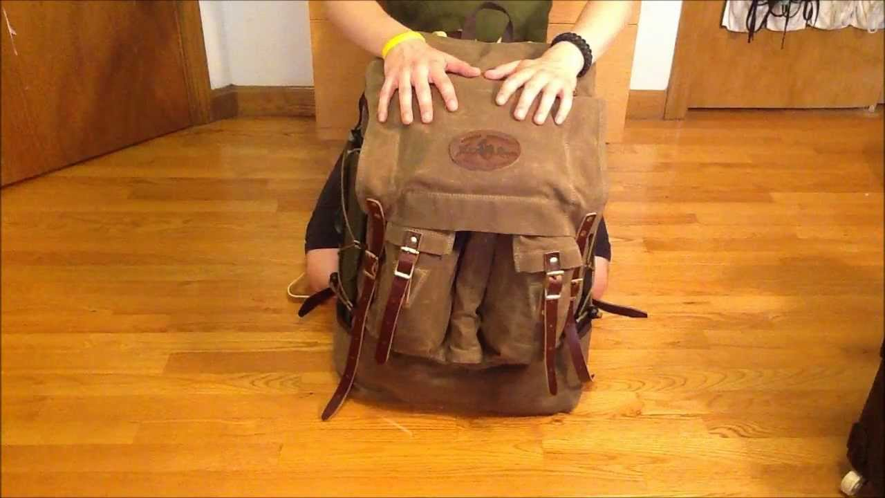 Frost River Isle Royale Jr Bushcraft Pack